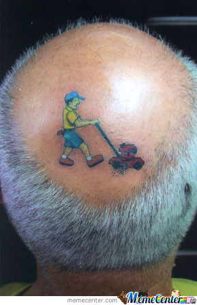 Funny Tatto