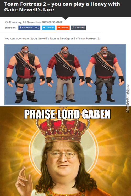 Gaben Comes For War