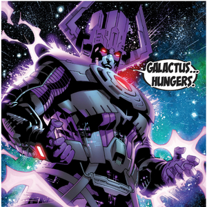 Image result for Galactus hungers