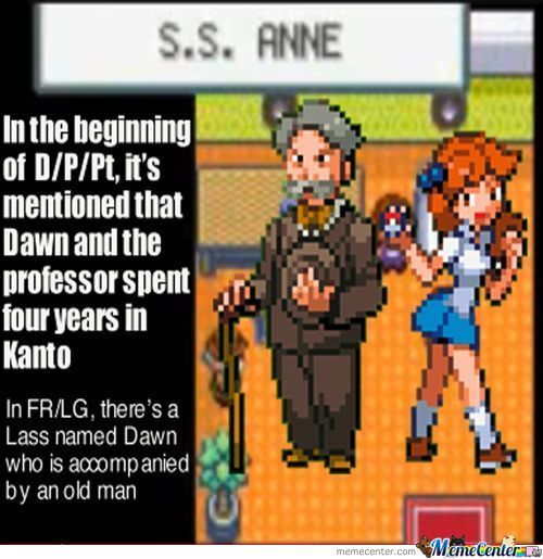 Game Freak's Little Secrets