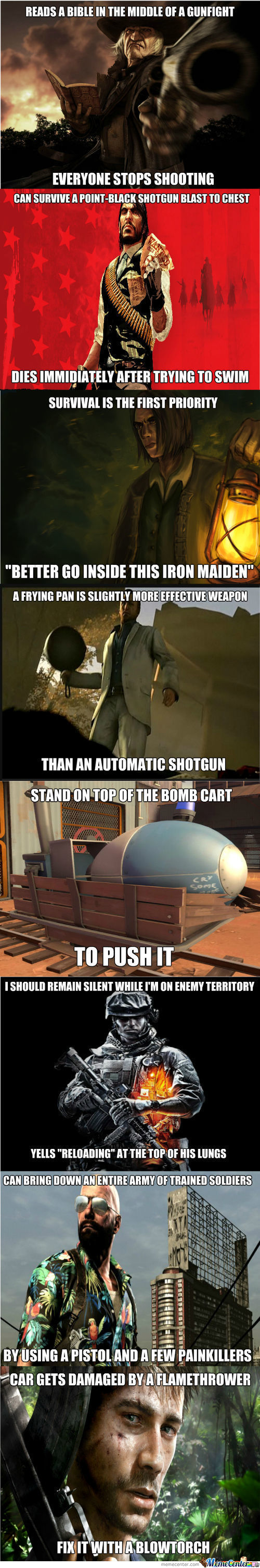 Game Logic Compilation 4#