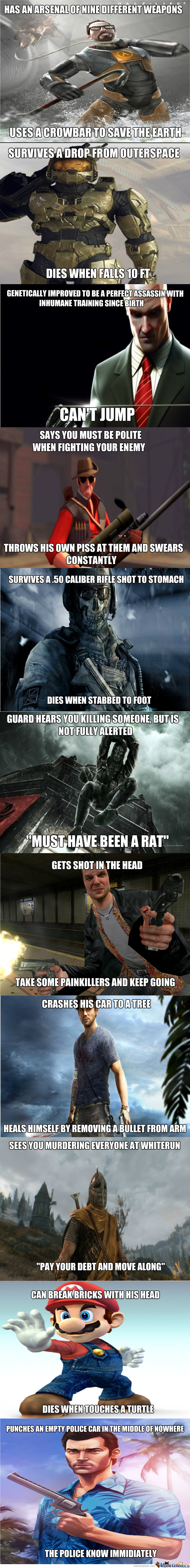 Game Logic Compilation