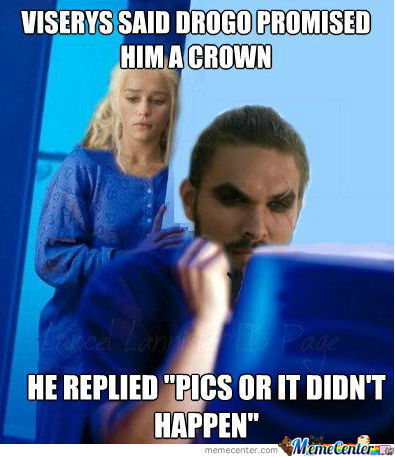 Game Of Thrones/internet Husband