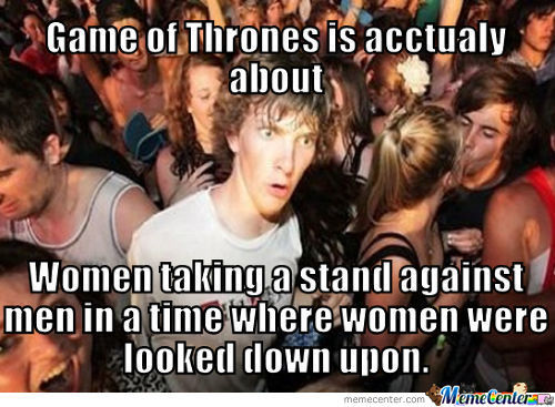 Game Of Thrones Realisation