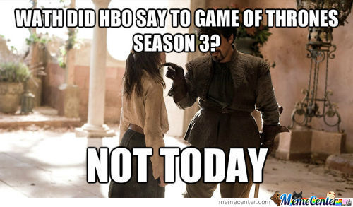Game Of Thrones S3
