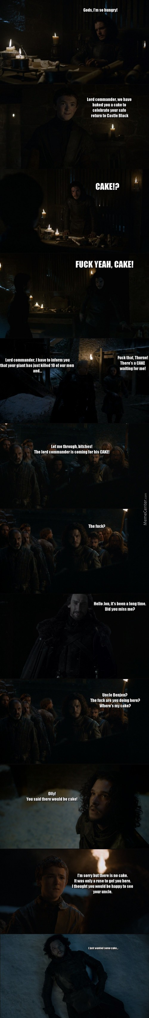 [Game Of Thrones Spoilers] Alternative Ending For The Season 5 Finale