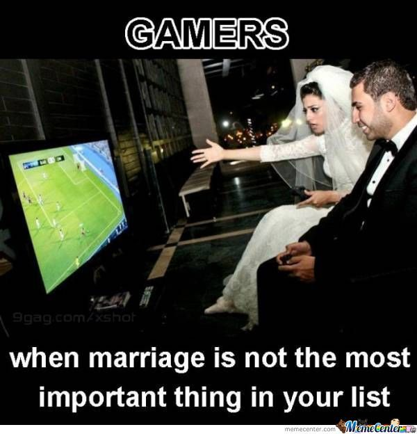 Gamer Couple...
