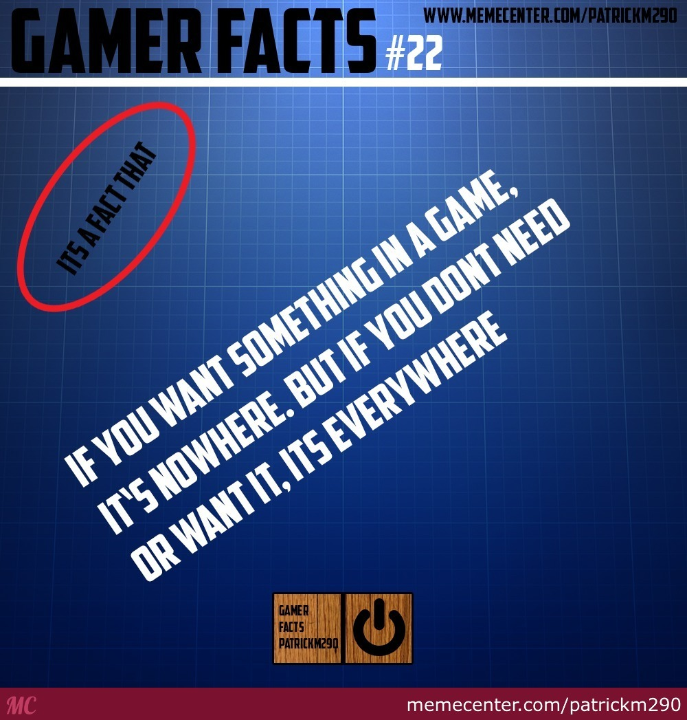 Gamer Facts #22
