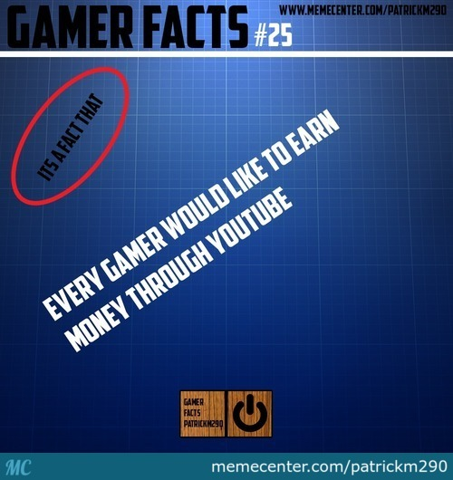 Gamer Facts #25