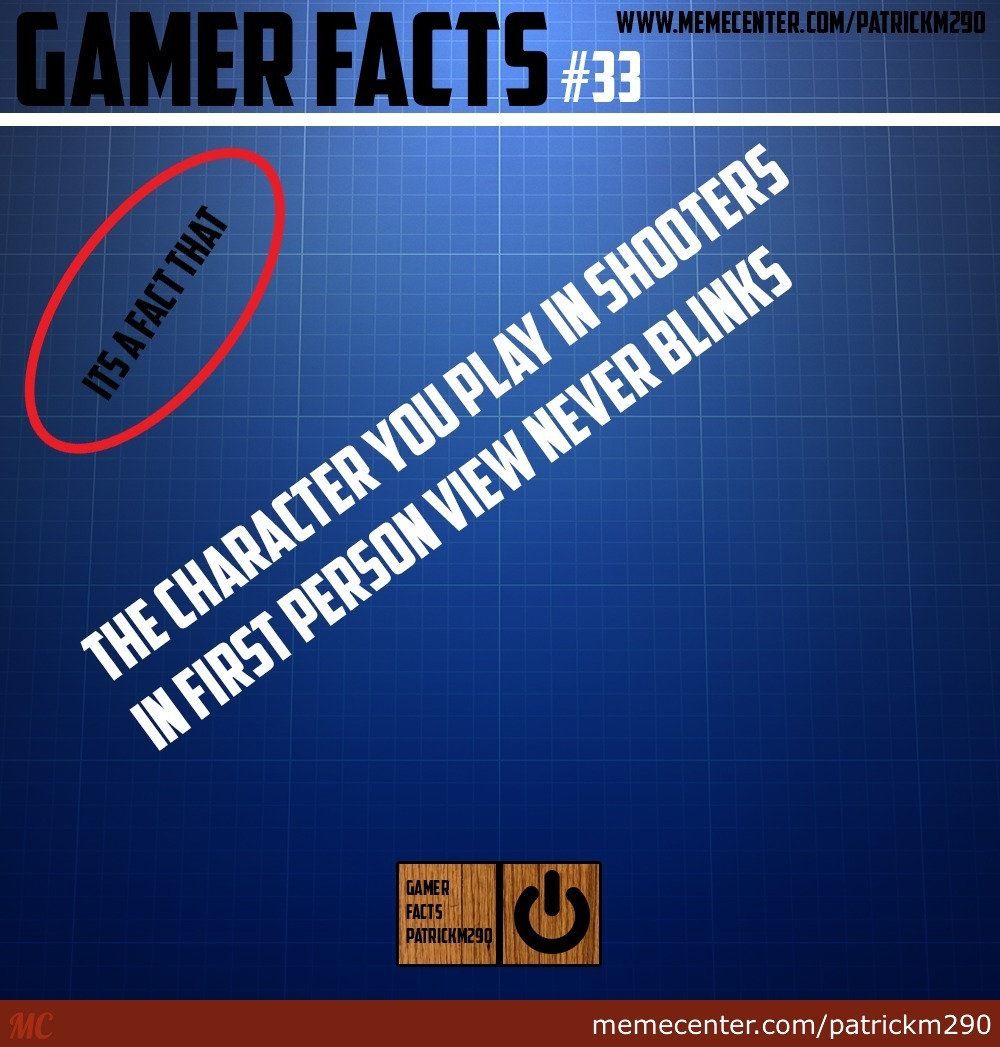 Gamer Facts #33