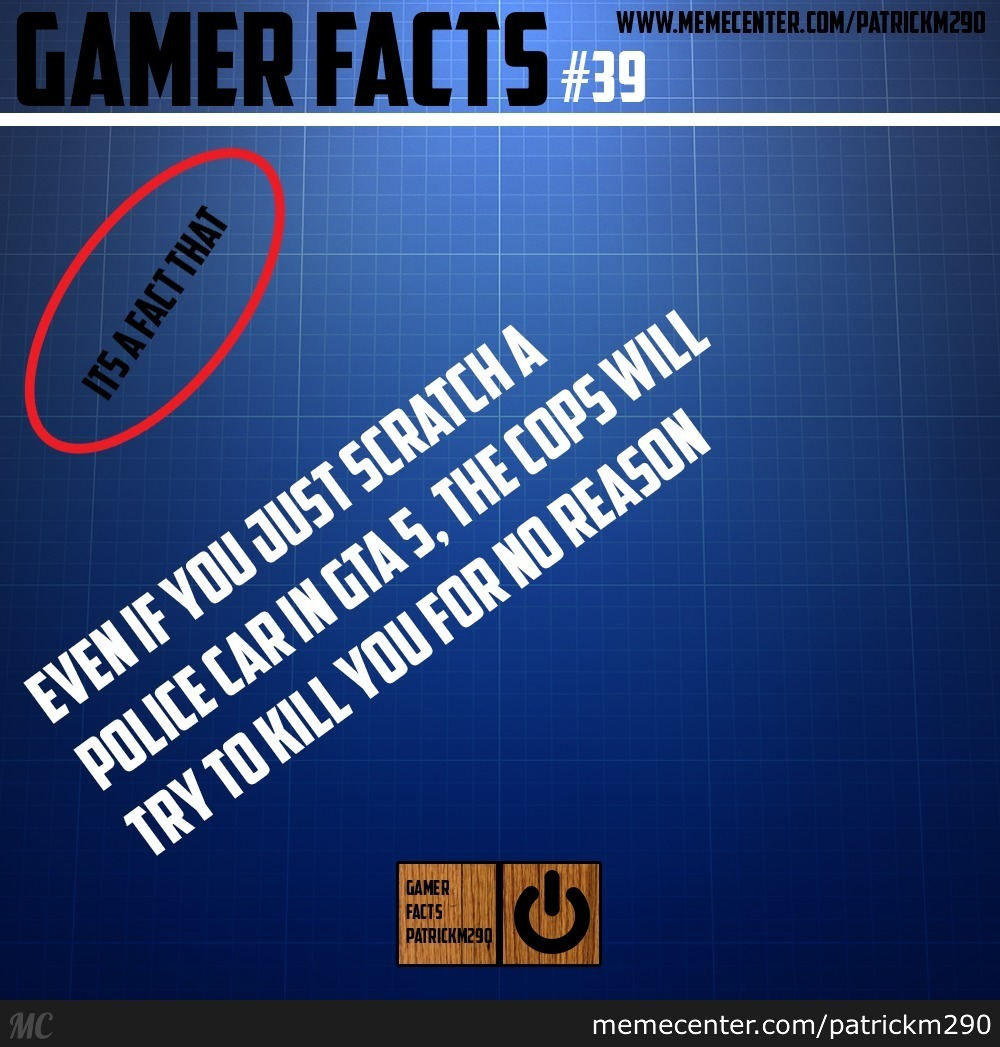 Gamer Facts #39