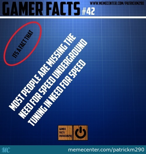 Gamer Facts #42