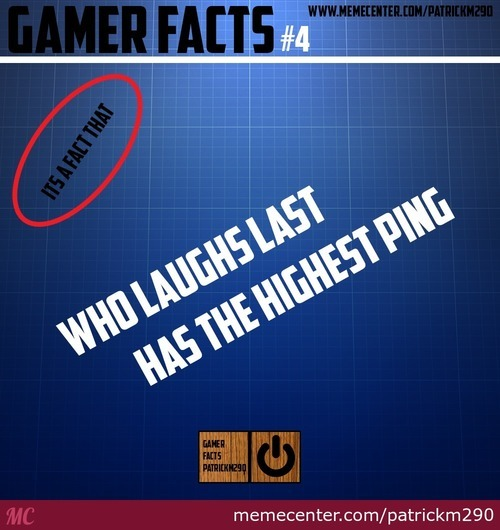 Gamer Facts #4