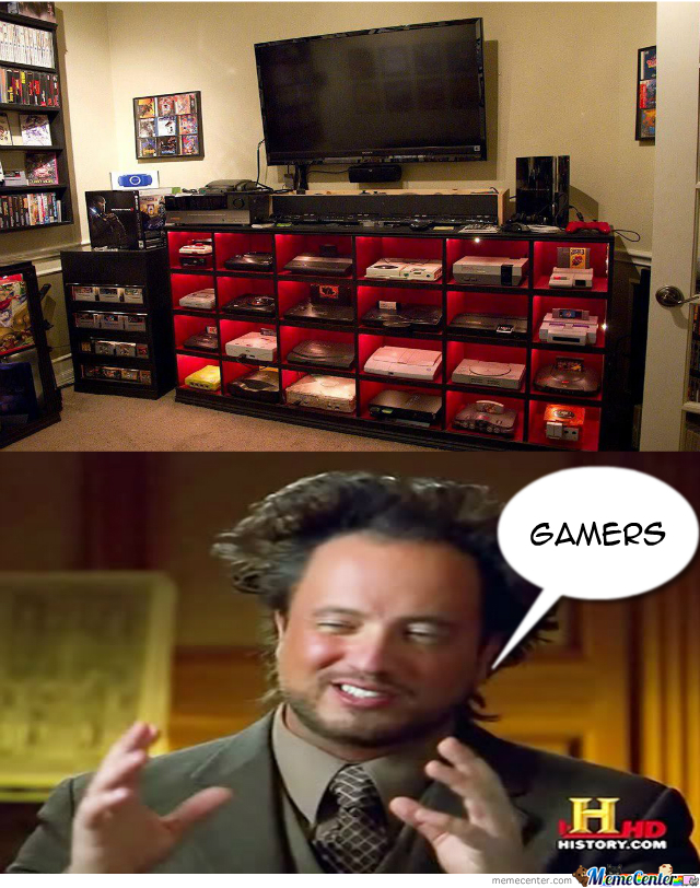 Gamers...