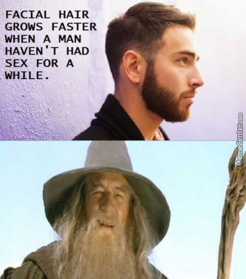 Gandalf Really Needs To Get Sum