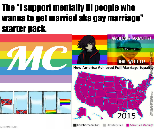 Gay Marriage Supporter 29