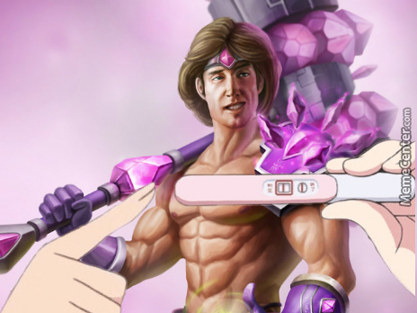 Utilizar Taric en el famoso juego League of Legends define tu sexualidad.