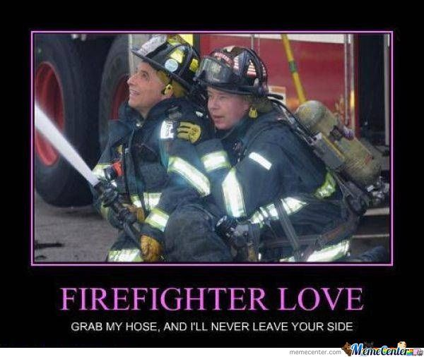 Fire Fighter Lover