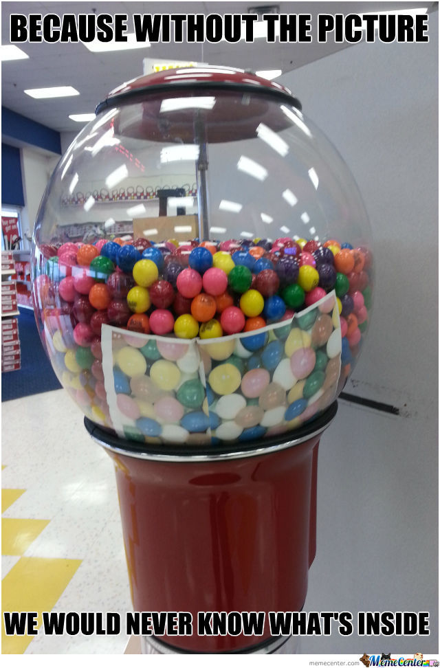 Genius Level: Gumball Machine