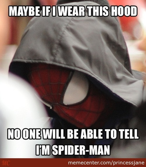 Genius Spidey Strikes Again