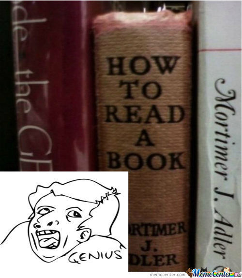 How To Read A Book?