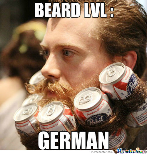 German Beard