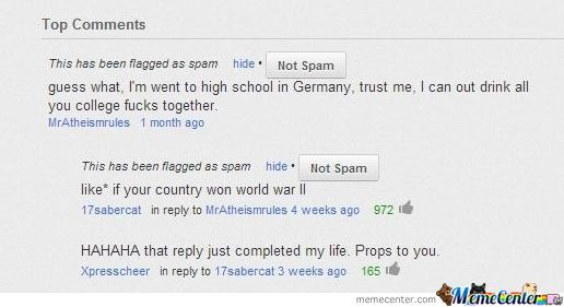 Germany Burn