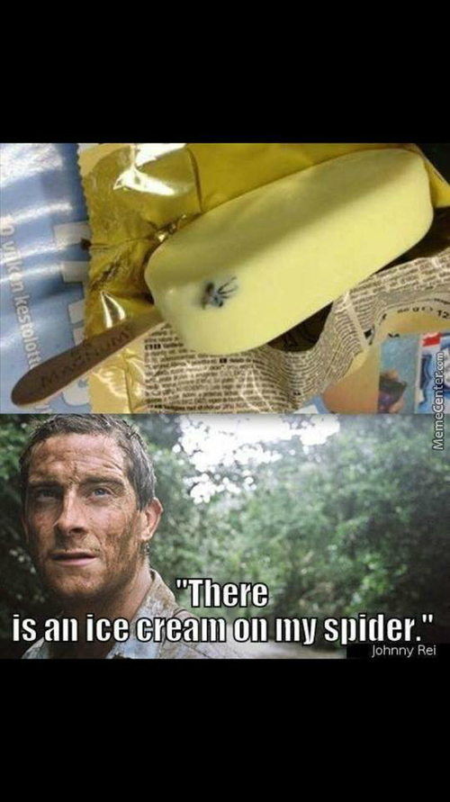 Get On Grylls' Level!
