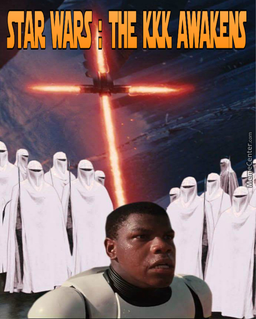 Get That Neger Off Our Galaxy