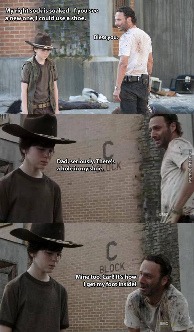 Get Your Shit Together Carl