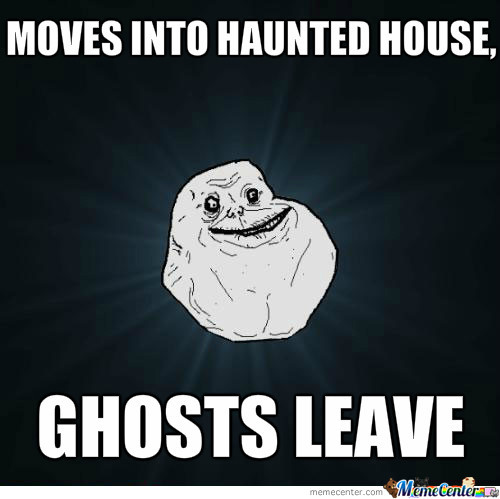 Ghost Hugs, Anyone?