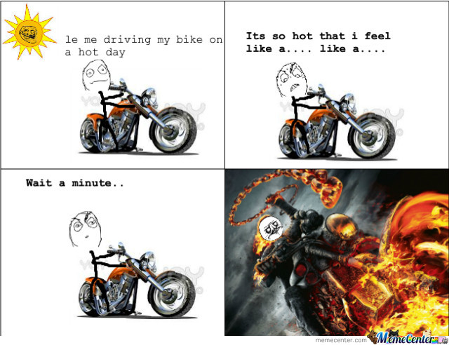 Ghost Rider Mothafuckaa