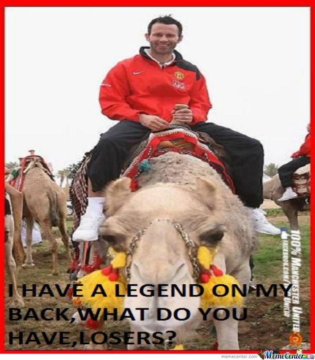 Giggsy !!!!! The Legend !