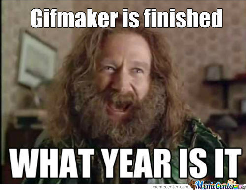 Gimaker Finally Here