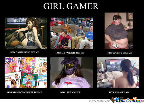Girl Gamers.