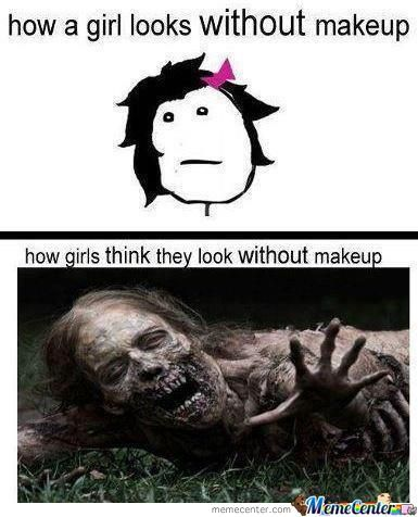 Girls & Makeup..
