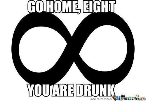 Go Away Math Sober Or Drunk I Cannot Understand Shit...