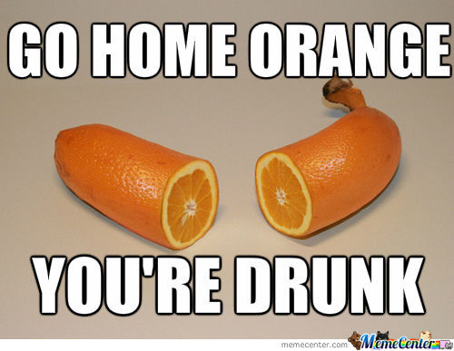 Go Hom E Orange