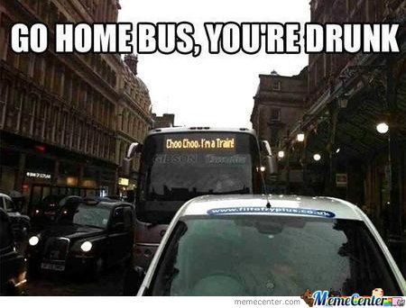 Go Home Bus...