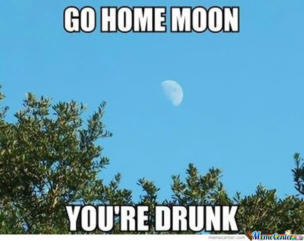 Go Home Moon