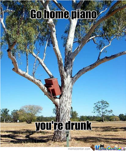 Go Home Piano
