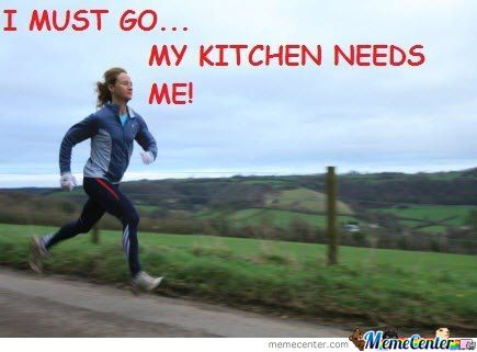 Go The Kitchen Needs You