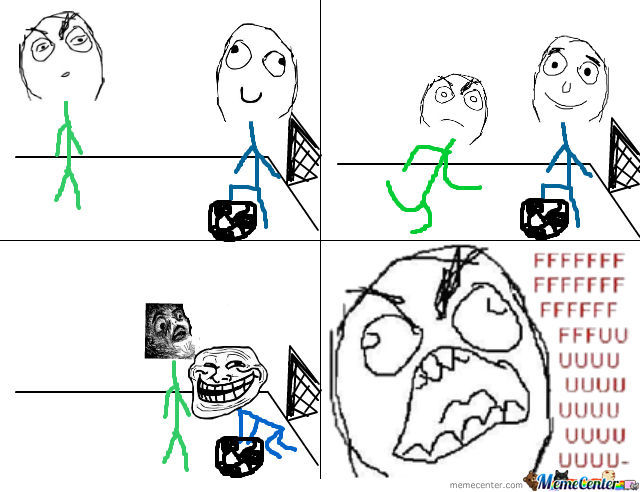 Goalkeeper Troll