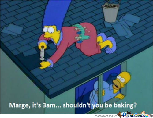 God Damit Marge!