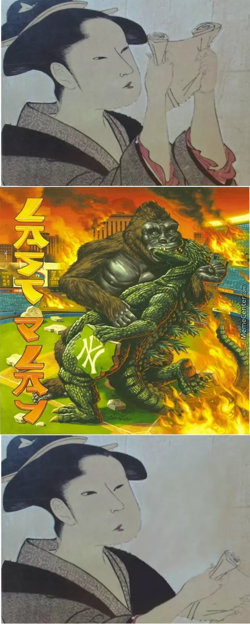 Godzilla And King Kong?