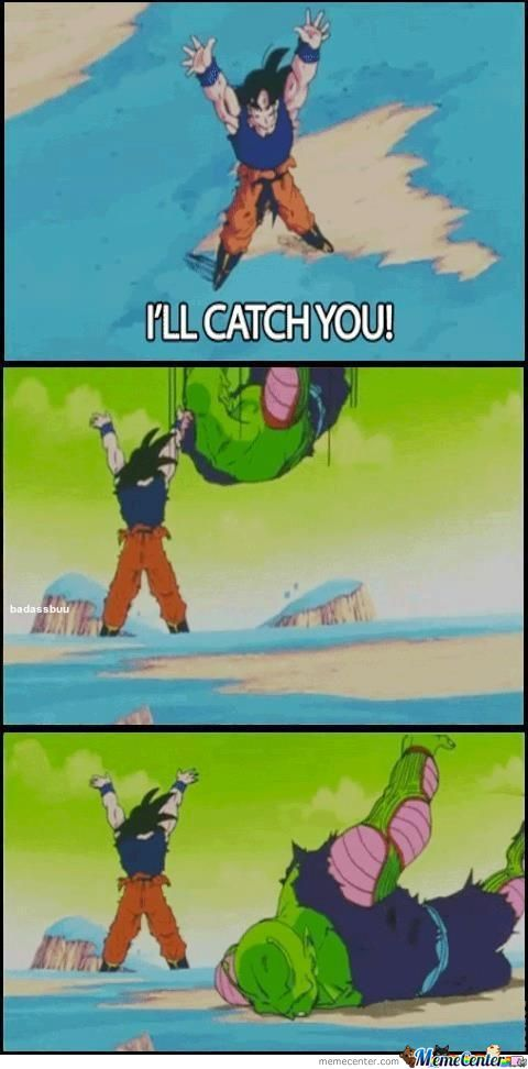 Goku, You Douchebag