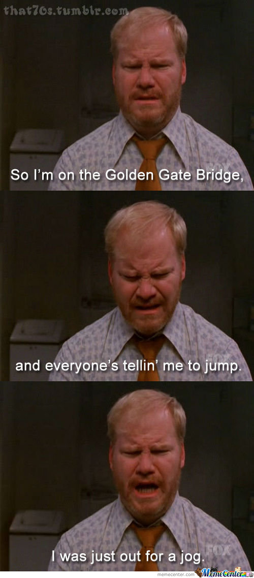 Golden Gate Gaffigan