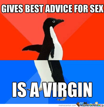 Good Advice Penguin