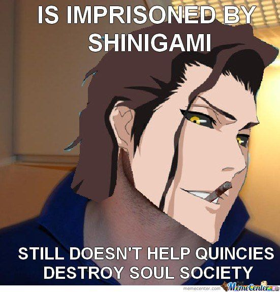 Good Guy Aizen