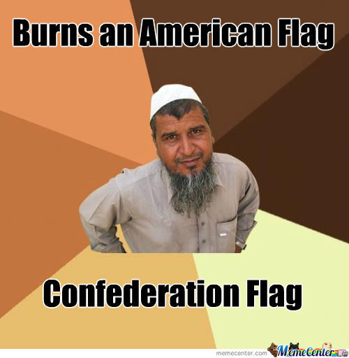 Good Guy Aziz Flag